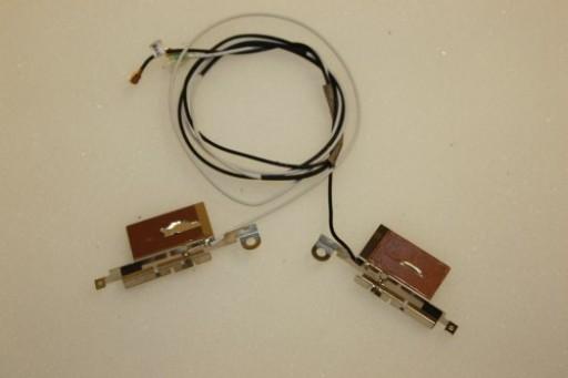 Compaq Presario C300 WiFi Wireless Aerial Antenna Set DC330006S80 DC330006S70