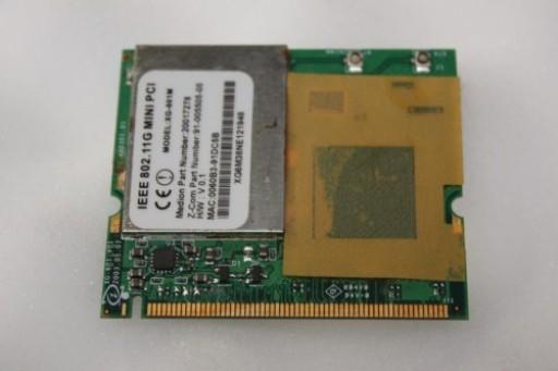 Medion PC MT6 Mini PCI WiFi Wireless Card XG-601M 20017278 91-005505-05