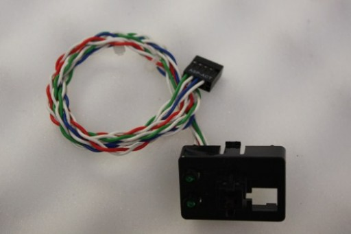 HP Compaq dx2300M Power Button LED Lights