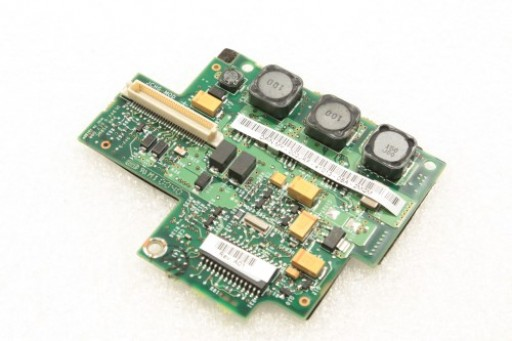 Dell Latitude PPX C Family DC Board 02JRF