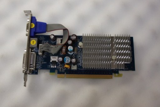 Sparkle nVidia GeForce 7100 GS 128MB DDR2 VGA DVI Graphics Card SF-PX71SDH
