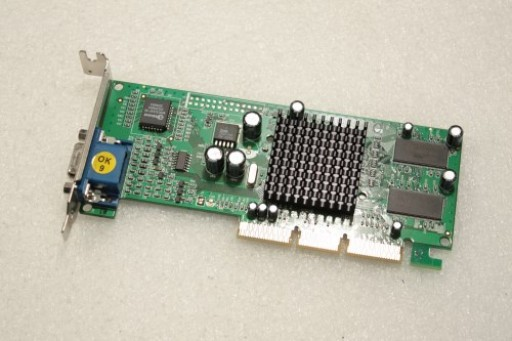 Fujitsu Siemens S26361-D1243-V316 16MB AGP VGA Graphics Card GM 1000-16