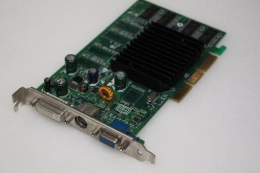 Dell 9Y779 nVidia GeForce 4 MX440 64MB AGP VGA DVI TV-Out Graphics Card