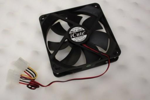 iCute A12025L12S PC Case Cooling Fan 120m x 25mm