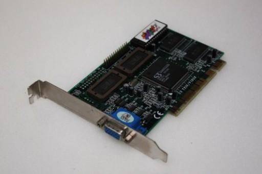 S3 Trio Virge 2MB PCI VGA Graphics Card CP765V2