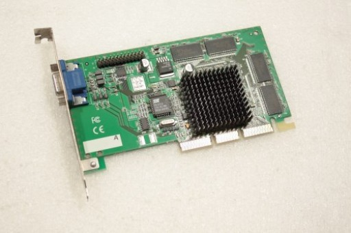 Nvidia 32MB VGA AGP Graphics Card BRD-05-E15 Rev.C