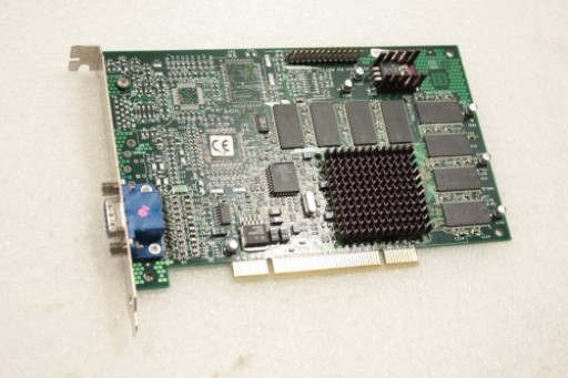 3DFX Interactive VGA PCI Graphics Card 210-0366-001