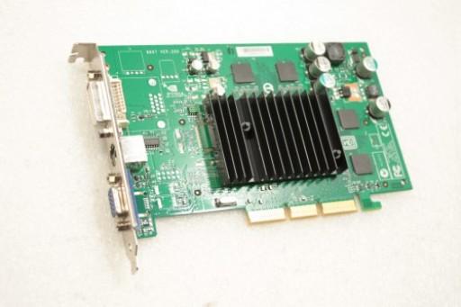Nvidia Quadro4 XGL 64MB VGA TV-Out VDI AGP Graphics Card 311507-001 308960-002