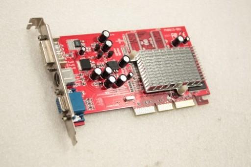 ATi Radeon 9200 SE 64MB VGA S-Video VDI AGP Graphics Card PN8915-981