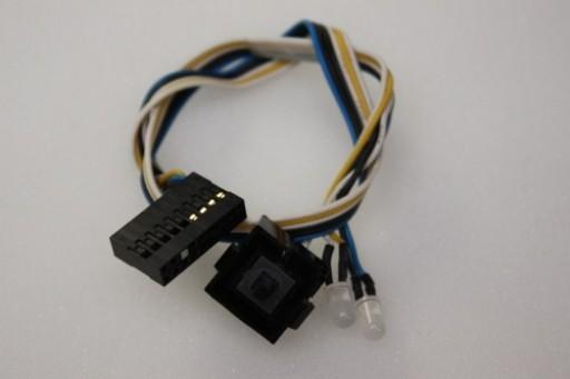 HP Compaq Evo MT Power Button & LED Lights 239074-002