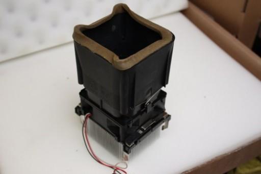 Fujitsu Siemens Scaleo P D1740 Socket 478 Heatsink Fan Shroud