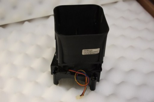 eMachines 5260 Z8U702A006 CPU Heatsink Fan Shroud