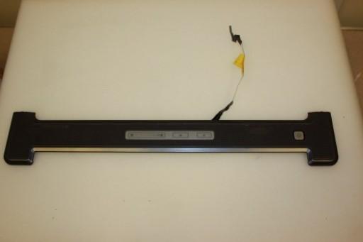 Compaq Presario v6000 Keyboard Power Button Cover Trim 431424-001