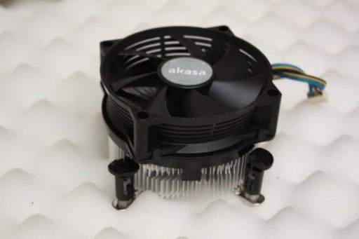Akasa AK-955 AK-955-A Socket LGA775 CPU Heatsink Fan