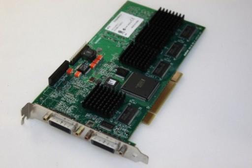 Matrox G200 Multi-Monitor 2 LFH60 32MB SGRAM G2+QUADP-PL-9 Graphics Card