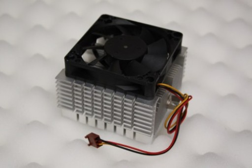 Foxconn PKP172G01K22 Socket AMD 939 CPU Heatsink Fan