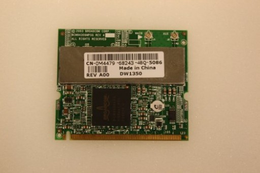 Dell Latitude D600 WiFi Wireless Card M4479 0M4479