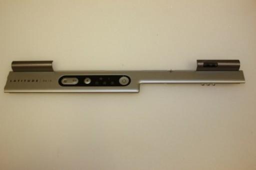 Dell Latitude D610 Power Button Hinge Trim Cover F4164