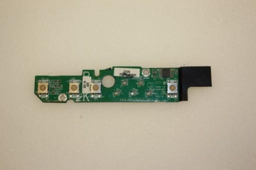 Dell Latitude D610 Power Media Button Board 33JM5LB0000 DAJM5CYBAA1