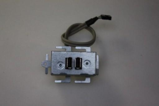 HP Compaq Evo D31M USB Ports Panel