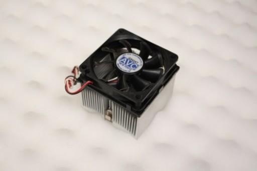 AVC 6873430500 AMD Socket A 462 CPU Heatsink Fan