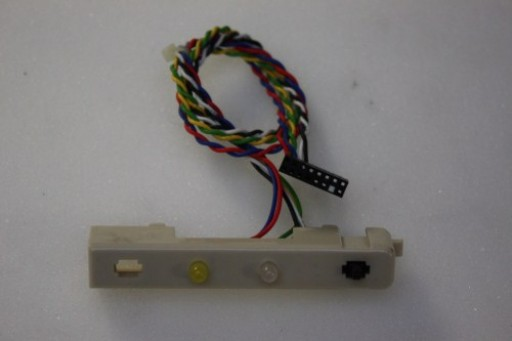 HP Compaq Evo D31M Power Button LED Lights