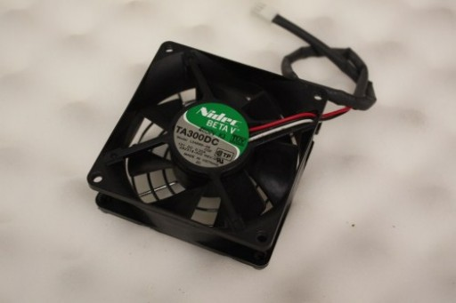 Nidec TA300DC L34689-58 282318-001 3Pin PC Case Cooling Fan 80mm x 25mm