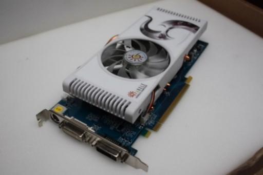 Sparkle GeForce 9800GT 512MB GDDR3 PCI-Express Dual DVI HDTV Graphics Card