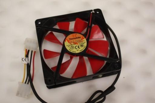 Thermaltake TT-1225 PC Case Cooling Fan Red A1225L12S 120MM x 25MM