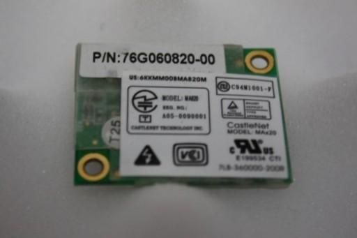 Advent 7204 7113 K100 Modem Card 76G060820-00 Fujitsu Siemens Amilo Li 1818