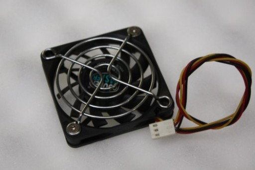 Philips Freevents LS1500 Case Cooling Fan MGT6012MR-A10