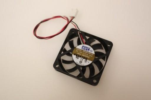 AVC DA06010B12E 3Pin Case Cooling Fan 60mm x 10mm