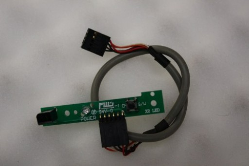 Philips Freevents LS1500 Power Button LED Light Board Cable