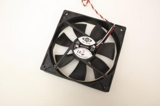 Top Motor DF121225SL 3Pin Case Cooling Fan 120mm x 25mm