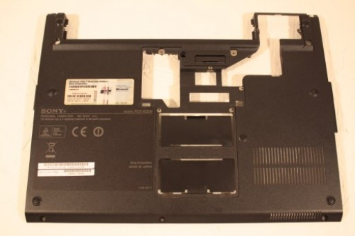 Sony Vaio VGN-SZ Series Bottom Lower Case 2-663-385