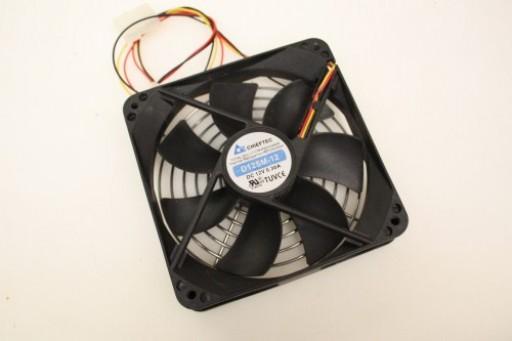 Chieftec D12SM-12 3Pin Case Fan 120mm x 25mm