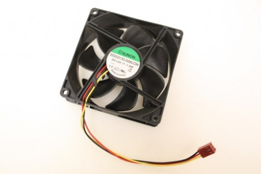 Sunon EE92251S3-D000-C99 3Pin Case Fan 90mm x 25mm