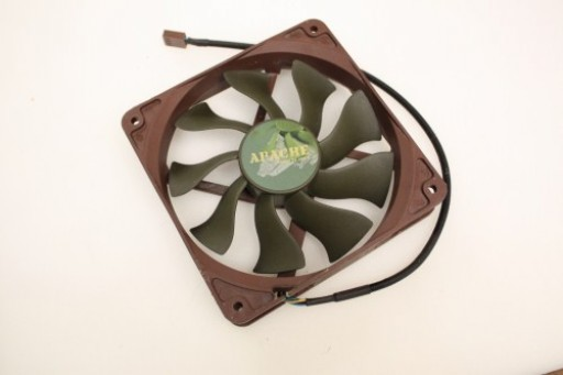 Akasa Apache DFS122512L 4Pin Case Fan 120mm x 25mm