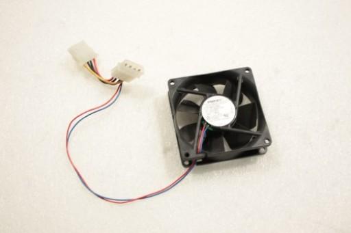 PAPST DC12V 45mA 0,6W TYP8412NGL 80mm x 25mm IDE Case Fan