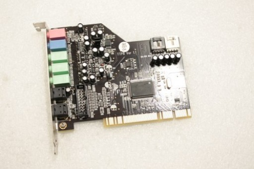 TerraTec Aureon 5.1 Fun PCI Sound Card TTP8 Ver 1.1