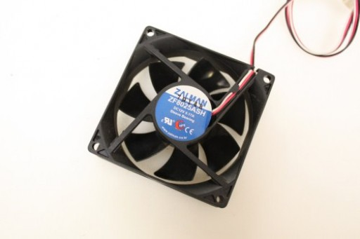 Zalman ZF8025ASH 3Pin Case Fan 80mm x 25mm