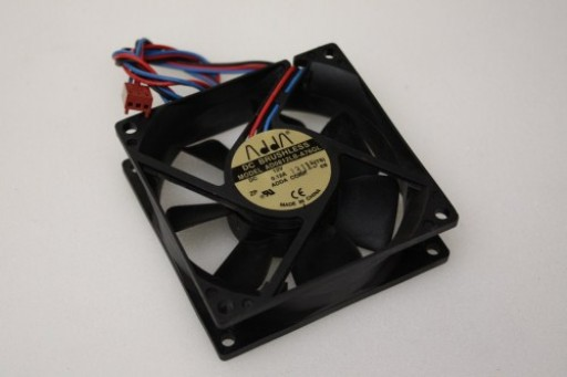 Adda 3Pin Case Fan 80mm x 25mm AD0812LB-A76GL