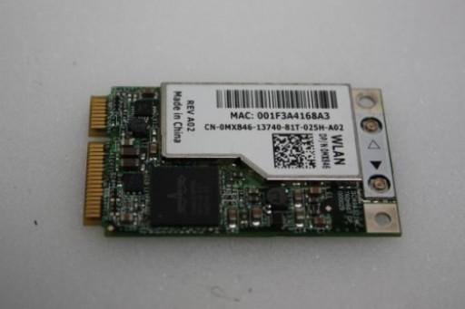 Dell Inspiron 1525 WiFi Wireless Card MX846 0MX846