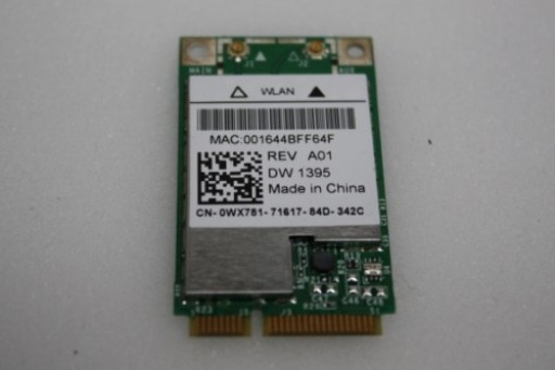 Dell Inspiron 1525 WiFi Wireless Card 0WX781 WX781