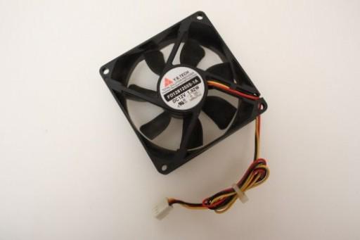 Y.S. Tech FD1281255S-1A 3Pin Case Fan 80mm x 25mm