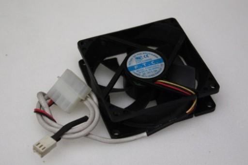 F.T.C. FD08025S1L 3Pin IDE Case Fan 80mm x 25mm