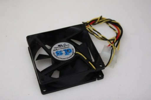 Tricod Science SPDM8025S IDE Case Fan 80mm x 25mm
