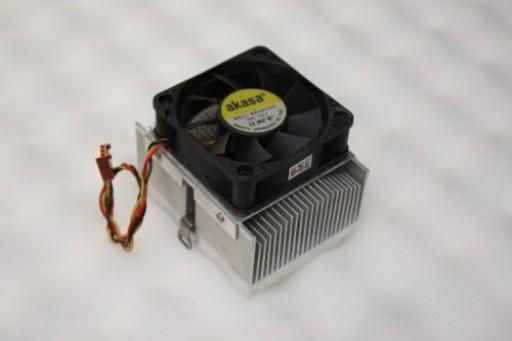 Akasa AK-785 SE Socket A 462 4Pin CPU Heatsink Fan