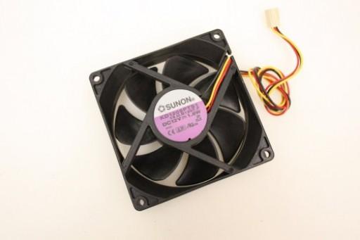 Sunon KD1209PTS1 3Pin Case Fan 90mm x 25mm