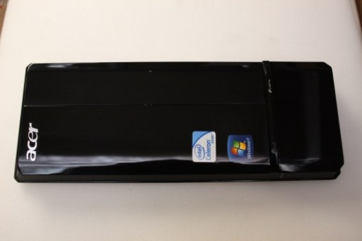 Acer Aspire X3810 Front Panel Fascia Bezel 41.3AJ02 Power Button 50.3AJ01.001